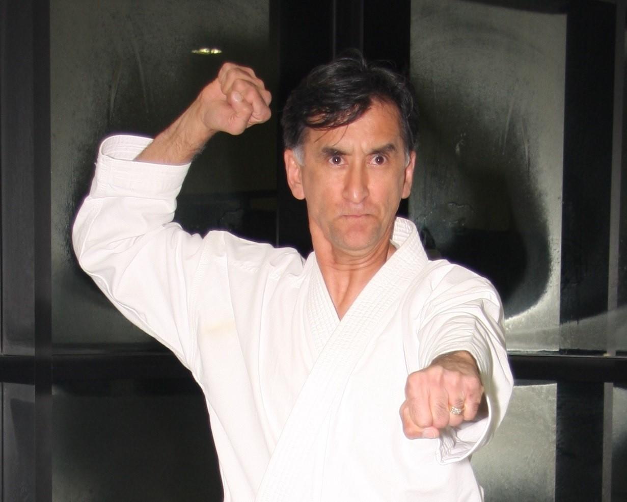 Dr. Shakir Gushgari – 8th Dan